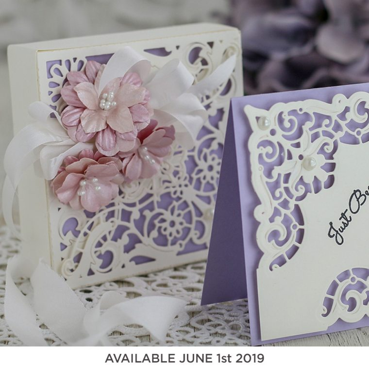 Sneak Peek! Spellbinders June 2019 Club Kits