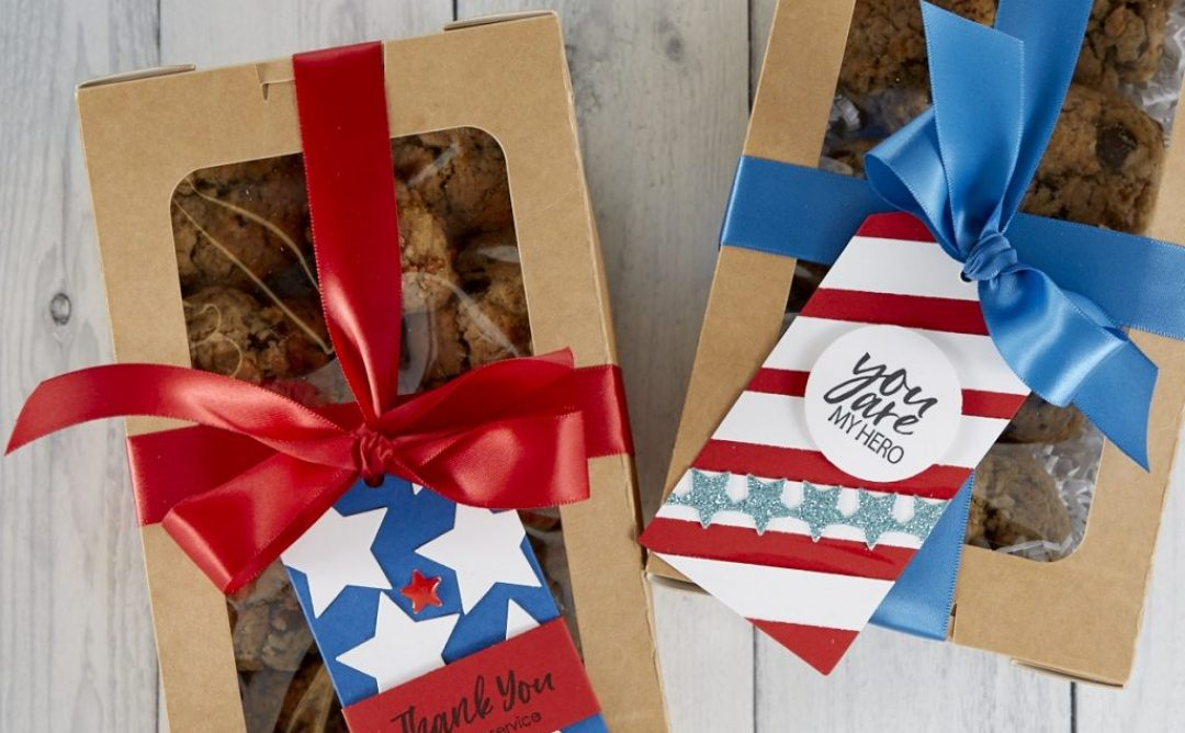 How to Celebrate Community Heroes With Handmade Treats