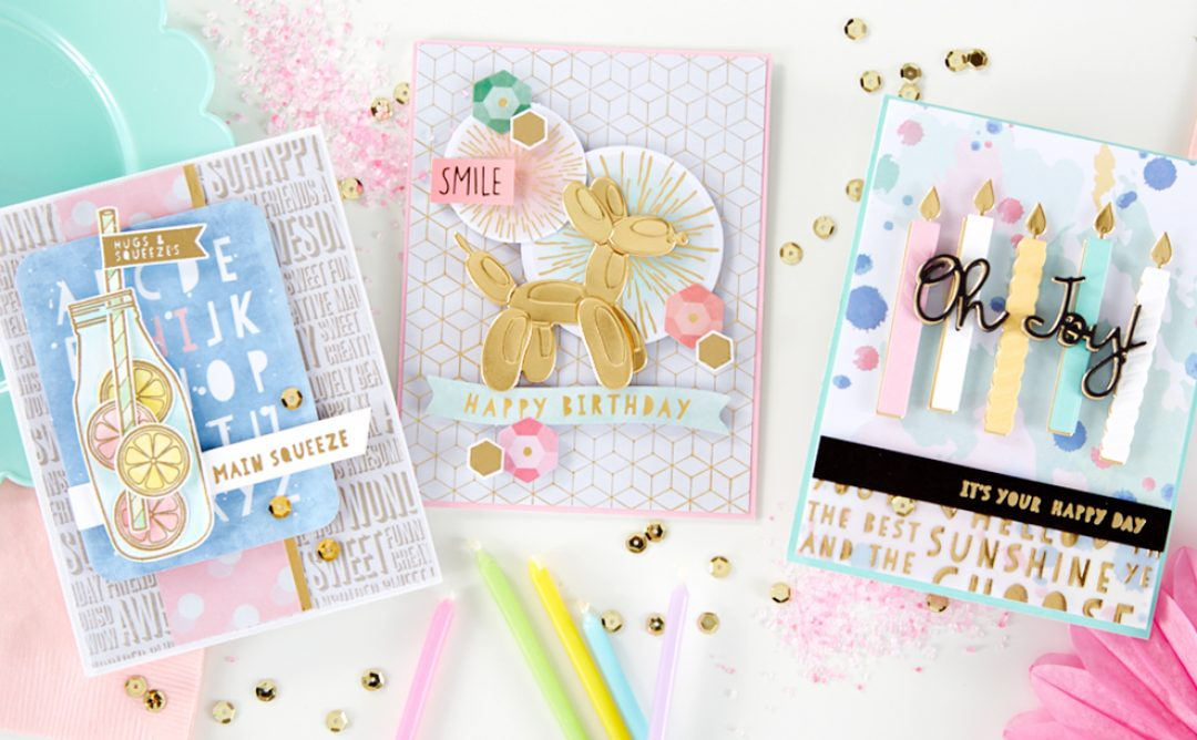 June 2019 Card Kit of the Month is Here – Super Chill