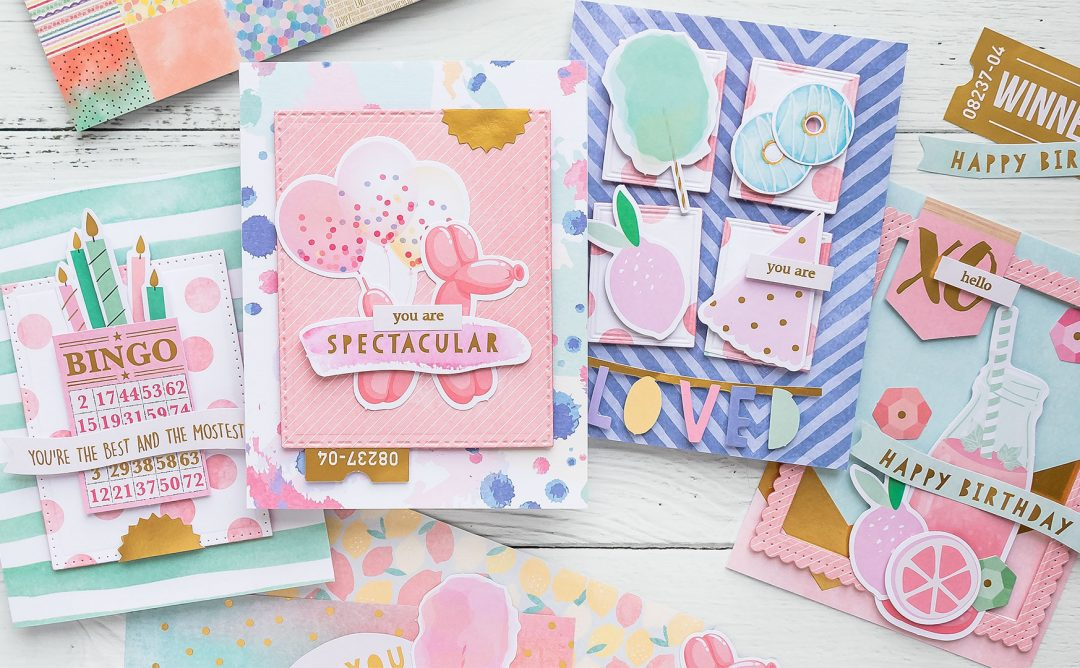 Card Club Kit Extras! June 2019 Edition