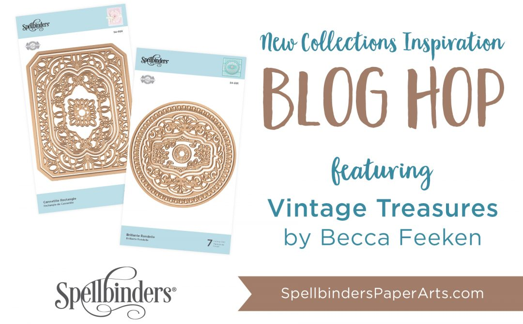 Becca Feeken Vintage Treasures Blog Hop + Giveaways (Now Closed)