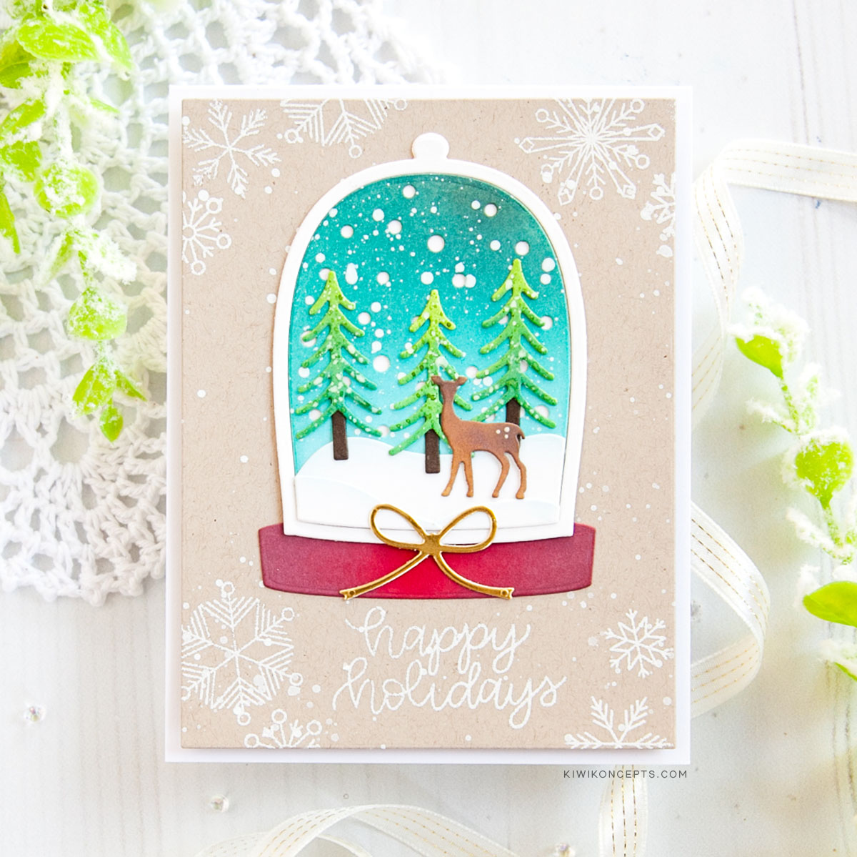 Clean Simple Christmas Cards