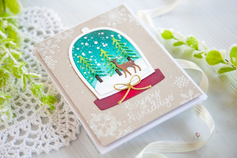"""Spellbinders Holiday 2019 Inspiration 