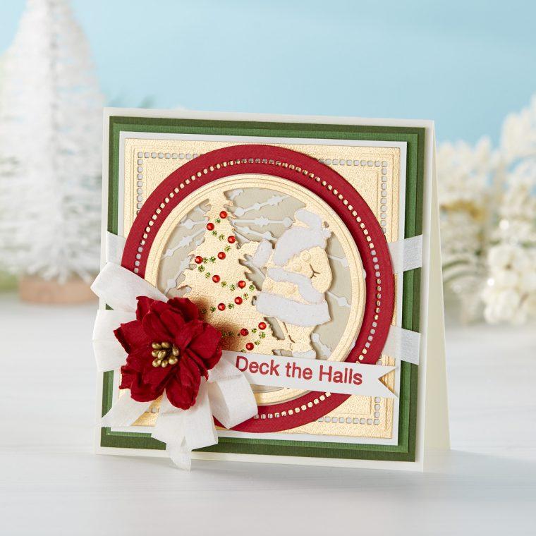 S5-397 Santa Claus Layering Set