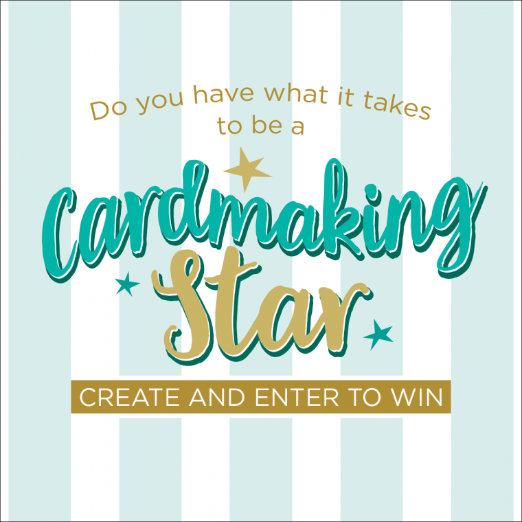 Be a Cardmaking Star!