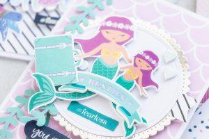 "Spellbinders ""Shellebrate"" Card Club Kit Extras! July 2019 Edition"