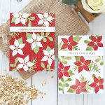 Holiday 2019 Inspiration | Foiled Christmas Cards with Marie