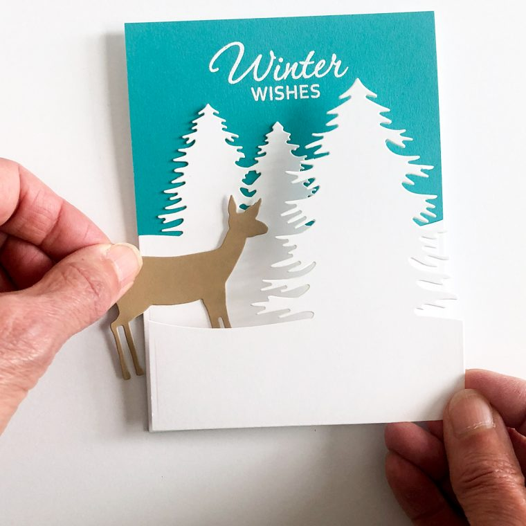 Spellbinders Sharyn Sowell Holiday 2019 Inspiration | Clean & Simple Cards with Jean Manis