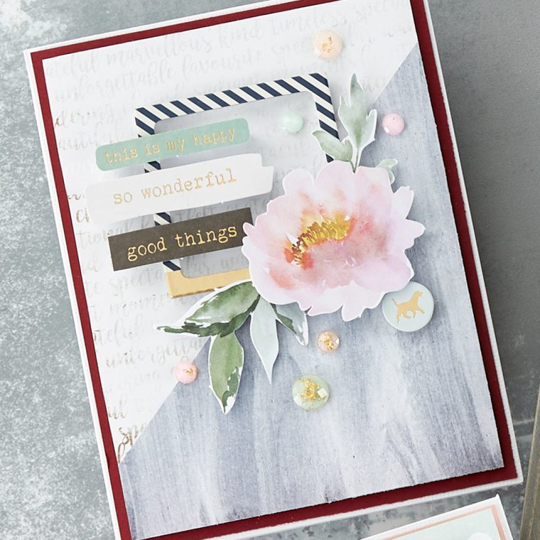 September 2019 Card Kit of the Month is Here – Express Yourself