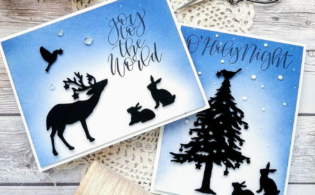 Sharyn Sowell Holiday 2019 Inspiration | Holiday Cards with Kelly