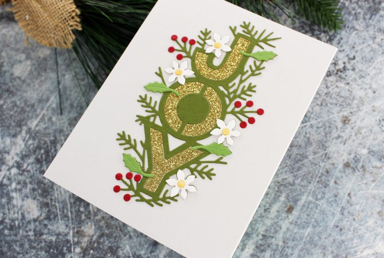 Spellbinders Holiday 2019 Inspiration | Christmas Cards with Mindy Eggen