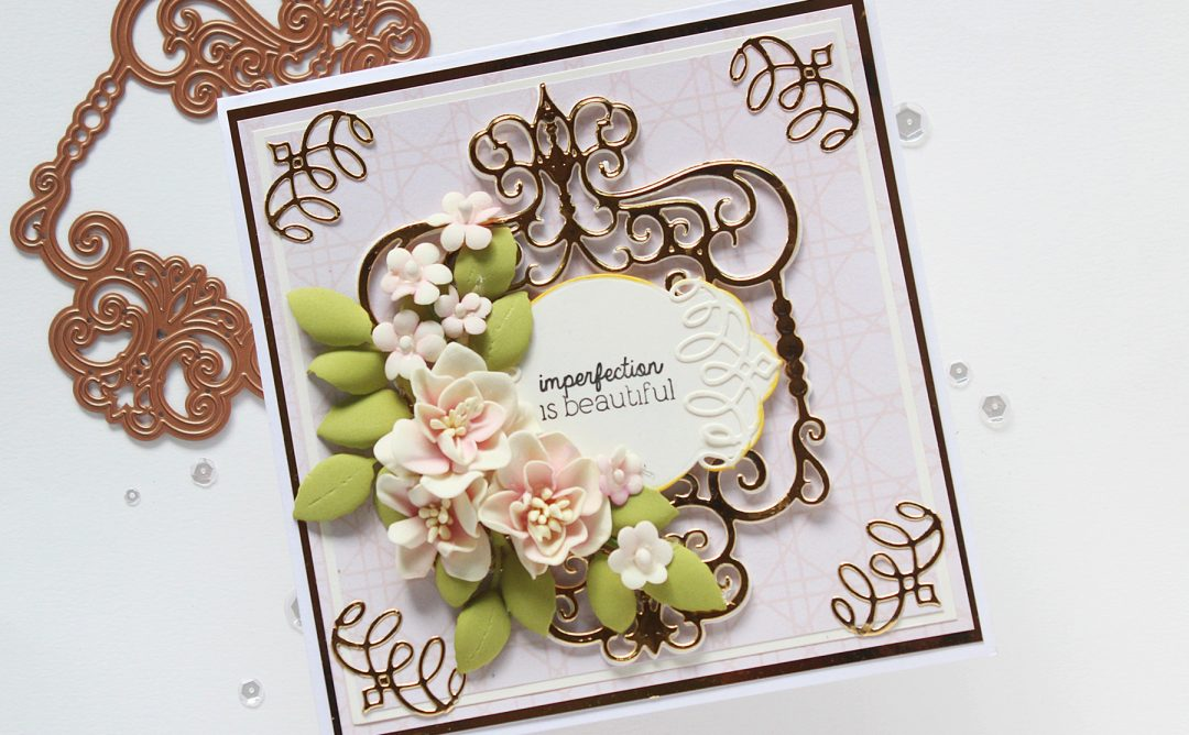 Candlewick Sampler Collection Inspiration | Layered Card Ideas with Hussena Calcuttawala