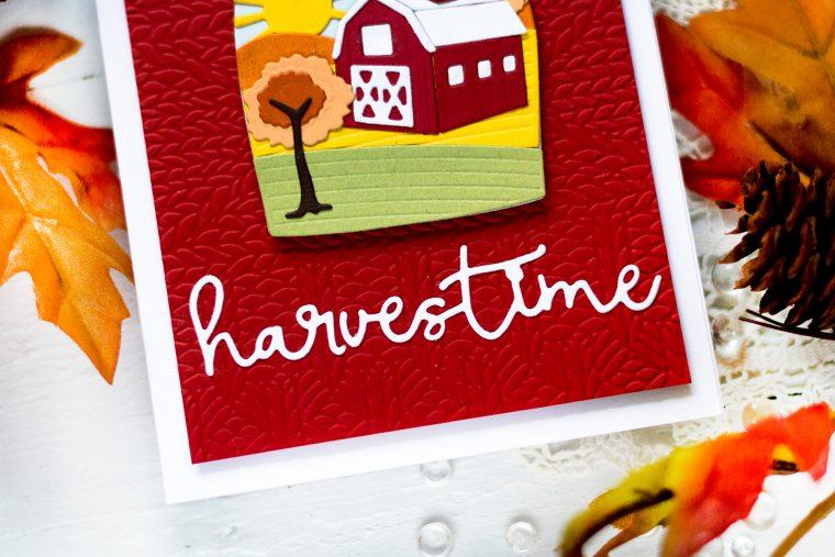 Spellbinders Scenic Snapshots Collection Inspiration | Seasonal Cards with Svitlana Shayevich