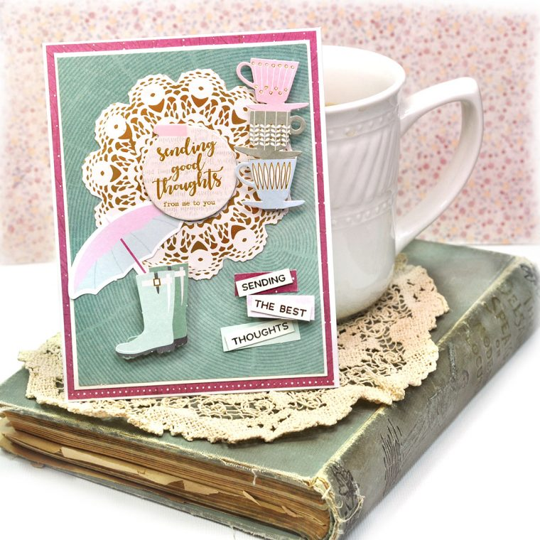 Card Club Kit Extras! September 2019 Edition - Express Yourself Collection