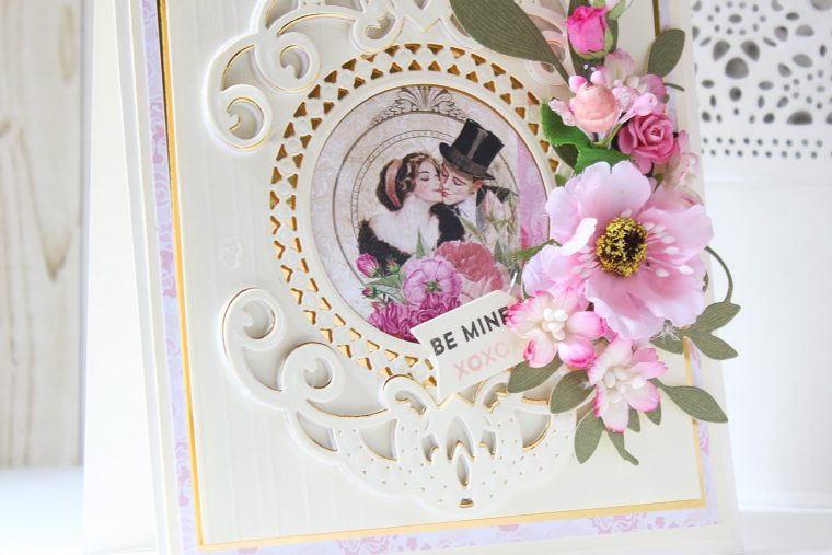 Spellbinders Candlewick Classics Collection by Becca Feeken - Inspiration | Layered Cards with Hussena