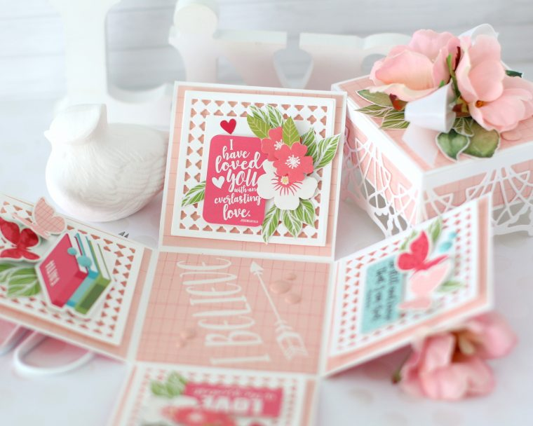 Spellbinders Candlewick Classics Collection by Becca Feeken - Inspiration   Handmade Projects with Anya Lunchenko